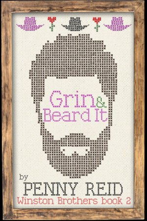 Reading books Grin and Beard It (Winston Brothers, #2)