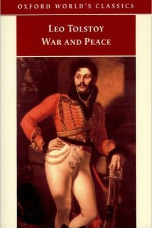 Reading books War and Peace