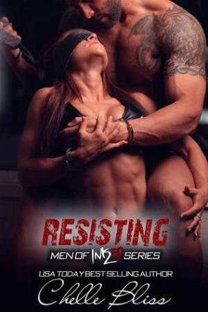 Reading books Resisting (Men of Inked #2.2)