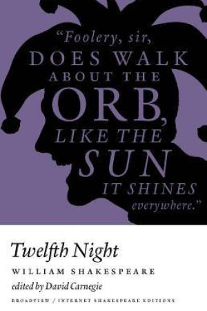 Reading books Twelfth Night - Ise: A Broadview Internet Shakespeare Edition