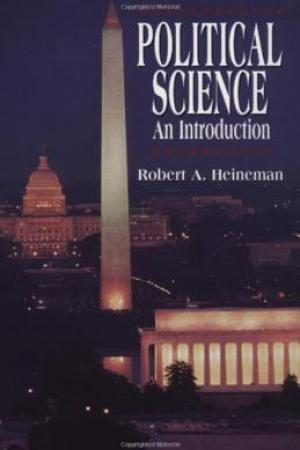 Reading books Political Science