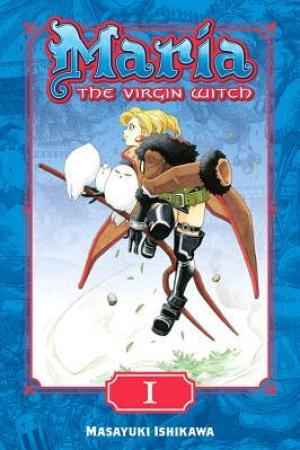 Reading books Maria the Virgin Witch 1