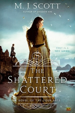 Reading books The Shattered Court (The Four Arts, #1)