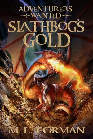 read online Slathbog's Gold (Adventurers Wanted, #1)
