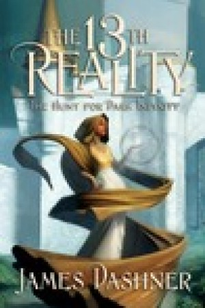 read online The Hunt for Dark Infinity (The 13th Reality, #2)