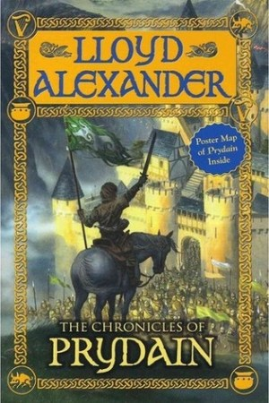 The Chronicles of Prydain Boxed Set The Chronicles of Prydain