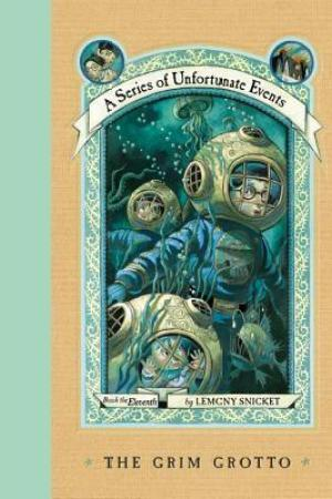 Reading books The Grim Grotto (A Series of Unfortunate Events, #11)