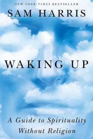 Reading books Waking Up: A Guide to Spirituality Without Religion