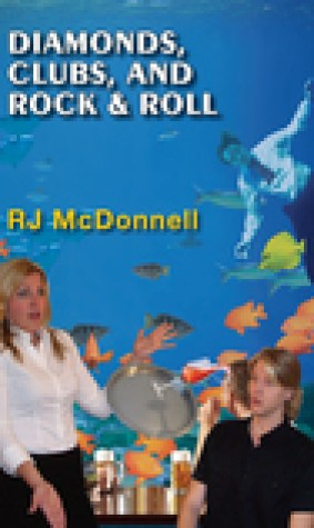 Diamonds, Clubs, and Rock & Roll (Rock & Roll Mystery Series, #5)