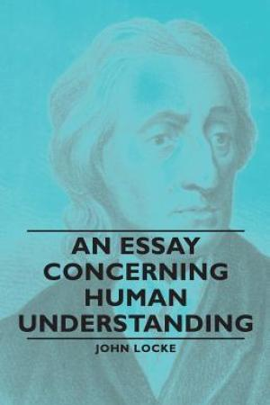 Reading books An Essay Concerning Human Understanding