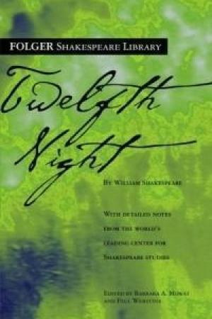 Reading books Twelfth Night