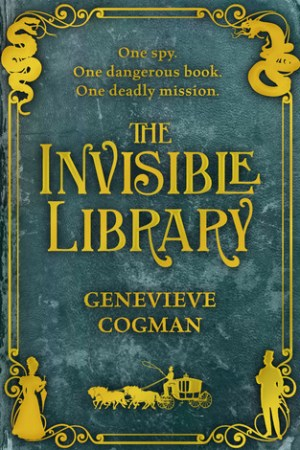 Reading books The Invisible Library (The Invisible Library, #1)