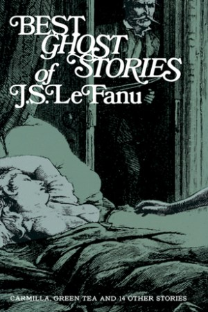 Reading books Best Ghost Stories of J.S. Le Fanu