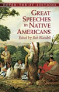 Download Great Speeches by Native Americans pdf / epub books