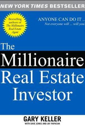 Reading books The Millionaire Real Estate Investor