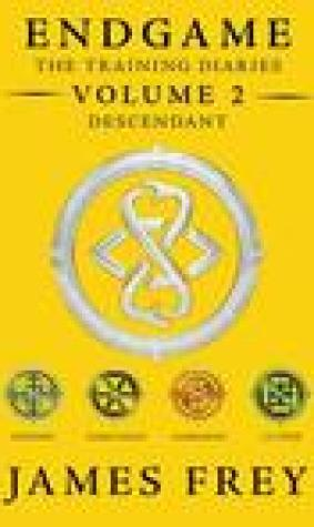 Descendant (Endgame: The Training Diaries, #2)