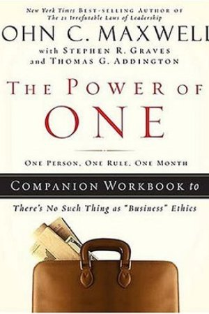 The Power of One: One Person, One Rule, One Month pdf books