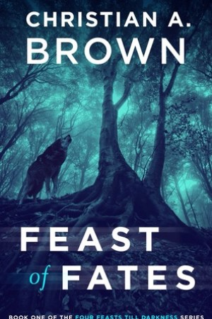 Reading books Feast of Fates (Four Feasts Till Darkness #1)