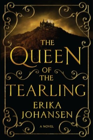 Reading books The Queen of the Tearling (The Queen of the Tearling, #1)