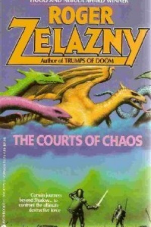 read online The Courts of Chaos (The Chronicles of Amber #5)
