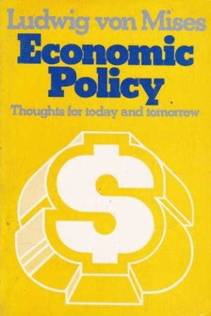 Reading books Economic Policy