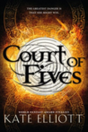 read online Court of Fives (Court of Fives, #1)