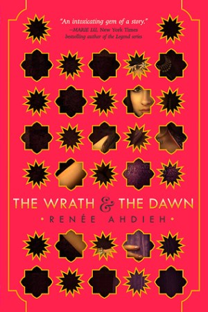 Reading books The Wrath and the Dawn (The Wrath and the Dawn, #1)