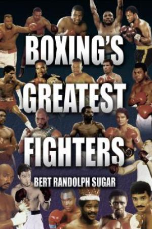 Reading books Boxing's Greatest Fighters