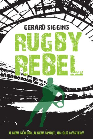 Reading books Rugby Rebel