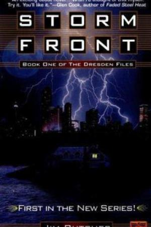 Reading books Storm Front (The Dresden Files, #1)