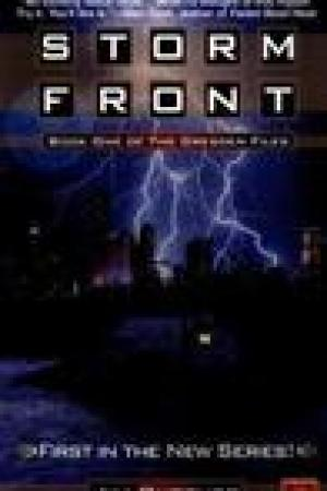 read online Storm Front (The Dresden Files, #1)