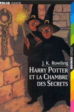 Reading books Harry Potter et la Chambre des Secrets (Harry Potter, #2)