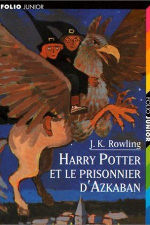 Reading books Harry Potter et le prisonnier d'Azkaban (Harry Potter, #3)