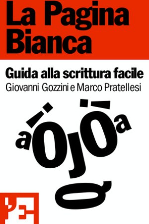 Reading books La pagina bianca