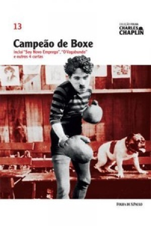 Reading books Campeo de Boxe