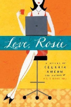 Reading books Love, Rosie