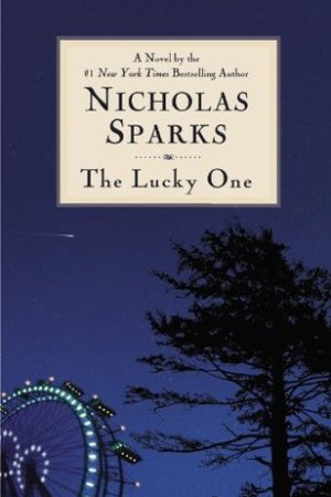 Reading books The Lucky One
