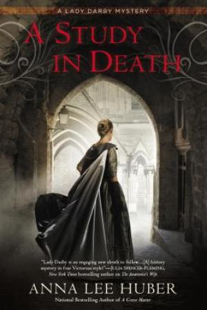 Reading books A Study in Death (Lady Darby Mystery #4)