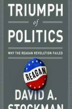 Reading books The Triumph of Politics: Why the Reagan Revolution Failed