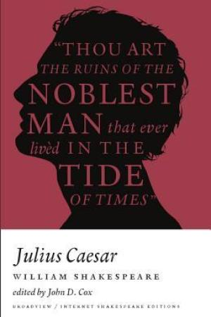Reading books Julius Caesar: A Broadview Internet Shakespeare Edition