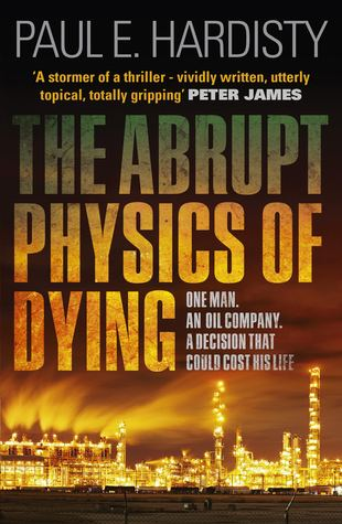 The Abrupt Physics of Dying
