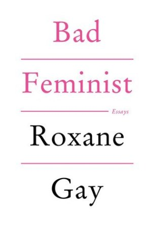 Reading books Bad Feminist