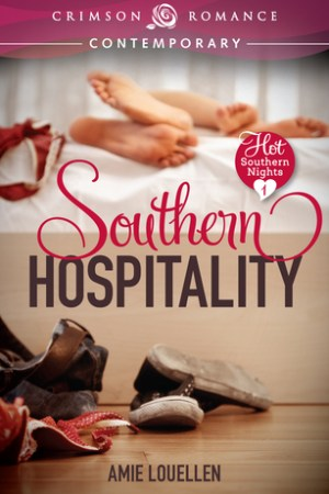 Reading books Southern Hospitality