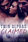 Claimed (Twin Alphas, #1)