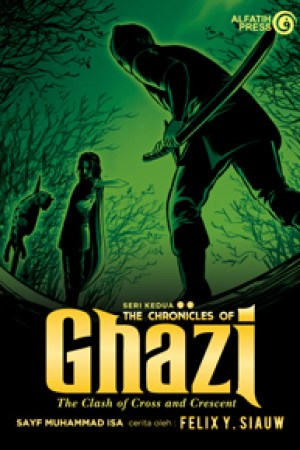Reading books The Chronicles of Ghazi, Seri #2: The Clash of Cross and Crescent