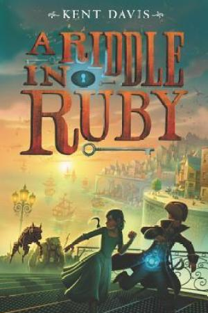 Reading books A Riddle in Ruby (A Riddle in Ruby, #1)