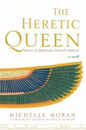 Reading books The Heretic Queen