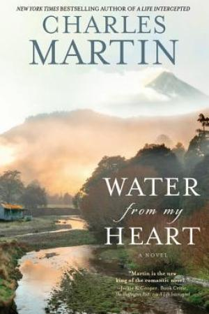 Reading books Water from My Heart