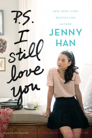 Reading books P.S. I Still Love You (To All the Boys I've Loved Before, #2)