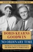 Download No Ordinary Time: Franklin and Eleanor Roosevelt: The Home Front in World War II pdf / epub books